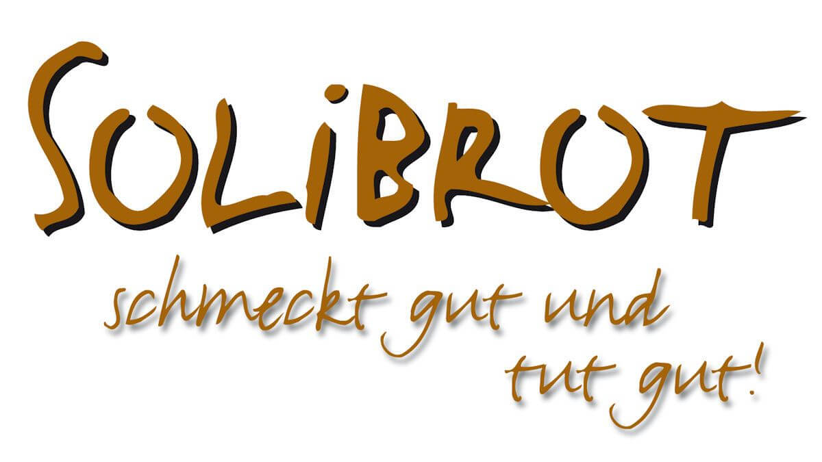Logo Solibrot-Spendenaktion von Misereor