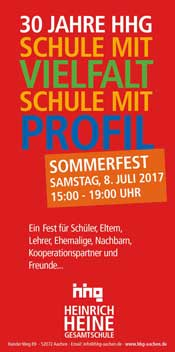 Sommerfest Flyer 1 Icon